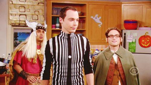 Sheldon Doppler Effect...
